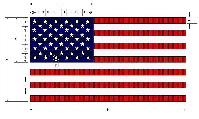 us flag code 6a5gaNJi